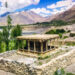 An old mosque preserved by the local community at Gircha Gojal Hunza